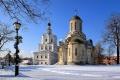 27 января - однодневная поездка в Донской и Спасо-Андроников монастыри