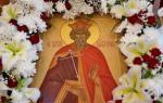 28 июля Русская Православная Церковь чтит память равноапостольного князя Владимира.