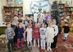 В православном развивающем кружке «Божия коровка» прошли рождественские театрализованные представления