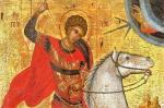 6 мая совершается память великомученика Георгия Победоносца