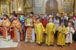 14 апреля – детская Литургия в Николо-Угрешском монастыре