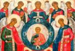 21 ноября Православная Церковь совершает прославление архангелов