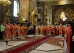 22 мая – престольный праздник Николо-Угрешского монастыря