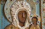Икона Божией Матери «Влахернская» в Николо-Угрешском монастыре