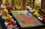 24 ноября – престольный праздник храма во имя мученика Виктора Дамасского