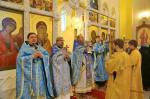 4 декабря, в день праздника Введения во храм Пресвятой Богородицы, приход храма во имя Сошествия Святого Духа на апостолов отмечает 10-летний юбилей.