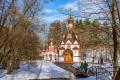21 марта – поездка «Серпухов-Талеж»