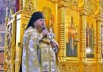 Поздравление наместника Николо-Угрешского монастыря игумена Варфоломея с наступающим праздником Рождества Христова.