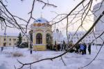 В Николо-Угрешский монастырь – за Крещенской водой