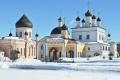 23 февраля (суббота) - Высоцкий и Владычный монастыри в городе Серпухове и Вознесенская Давидова пустынь