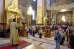 12 сентября Николо-Угрешский монастырь совершает празднование Собора Угрешских святых
