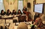 14 ноября в Николо-Угрешском монастыре прошло совещание игуменов и игумений ставропигиальных монастырей.