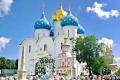25 августа - поездка в Троице-Сергиеву лавру и Гефсиманский Черниговский скит