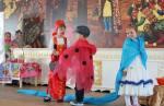 15 апреля прошел пасхальный утренник в православном развивающем кружке «Божия коровка»