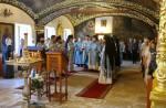 24 июня наместник Николо-Угрешского монастыря отмечает день тезоименитства