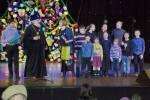 12 января воспитанники творческой студии «Сфера» посетили благотворительный фестиваль